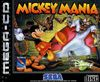 Jaquette Mickey Mania