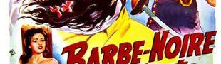 Affiche Barbe-Noire le Pirate