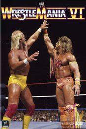 Affiche WrestleMania VI
