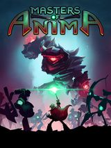 Jaquette Masters of Anima