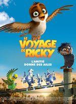 Affiche Le voyage de Ricky
