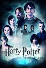 Affiche Harry Potter et les Dix ans plus tard