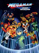 Jaquette Mega Man Legacy Collection