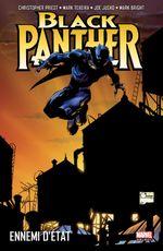 Couverture Ennemi d'Etat - Black Panther (Marvel Select), tome 1