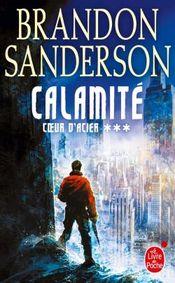 Couverture Calamité (Coeur d'acier, Tome 3)