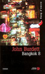 Couverture Bangkok 8