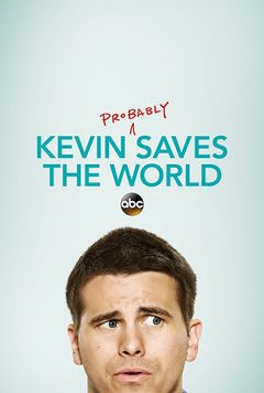 Affiche Kevin (Probably) Saves the World