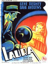 Affiche Laura