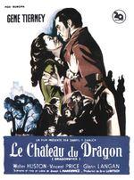 Affiche Le Château du dragon