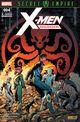 Couverture Secret Empire - X-Men ResurrXion, tome 4