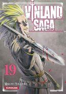 Couverture Vinland Saga, tome 19
