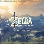 Pochette The Legend of Zelda: Breath of the Wild Sound Selection (OST)