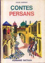 Couverture Contes persans