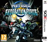 Jaquette Metroid Prime: Federation Force