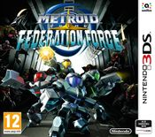 Jaquette Metroid Prime : Federation Force