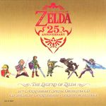 Pochette The Legend of Zelda: 25th Anniversary Special Orchestra CD (OST)
