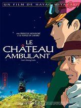 Affiche Le Château ambulant