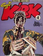 Couverture Sergent Kirk, tome 4