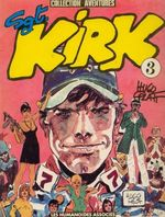 Couverture Sergent Kirk, tome 3