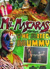 Affiche Mil Mascaras vs. the Aztec Mummy