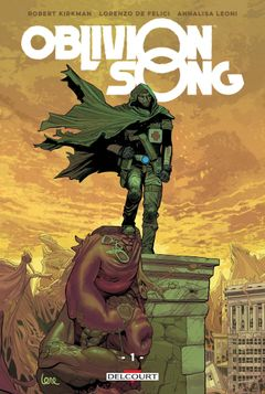 Couverture Oblivion Song, tome 1