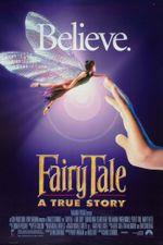 Affiche Le Mystère des fées : Une histoire vraie