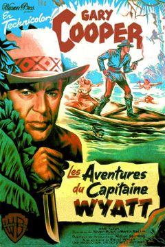 Affiche Les Aventures du capitaine Wyatt