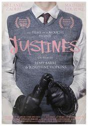 Affiche Justines
