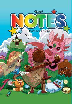 Couverture Un royaume magique - Notes, tome 11