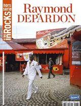 Couverture Les Inrocks : Raymond Depardon