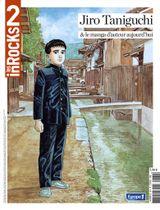 Couverture Les Inrocks - Hors série n°61 : Jiro Taniguchi