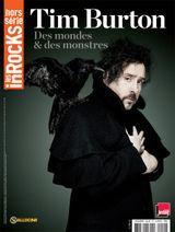 Couverture Les Inrocks 2 - Hors série n°54 : Tim Burton , des mondes et des monstres