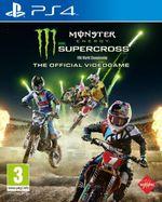 Jaquette Monster Energy Supercross