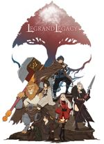 Jaquette Legrand Legacy