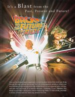 Affiche Back to the Future : The Ride