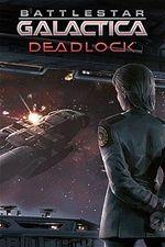 Jaquette Battlestar Galactica: Deadlock