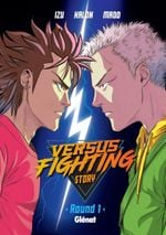 Couverture Versus Fighting Story, tome 01