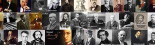 Cover Les plus grands compositeurs de musique classique (selon moi)