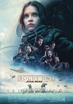 Affiche Rogue One - A Star Wars Story