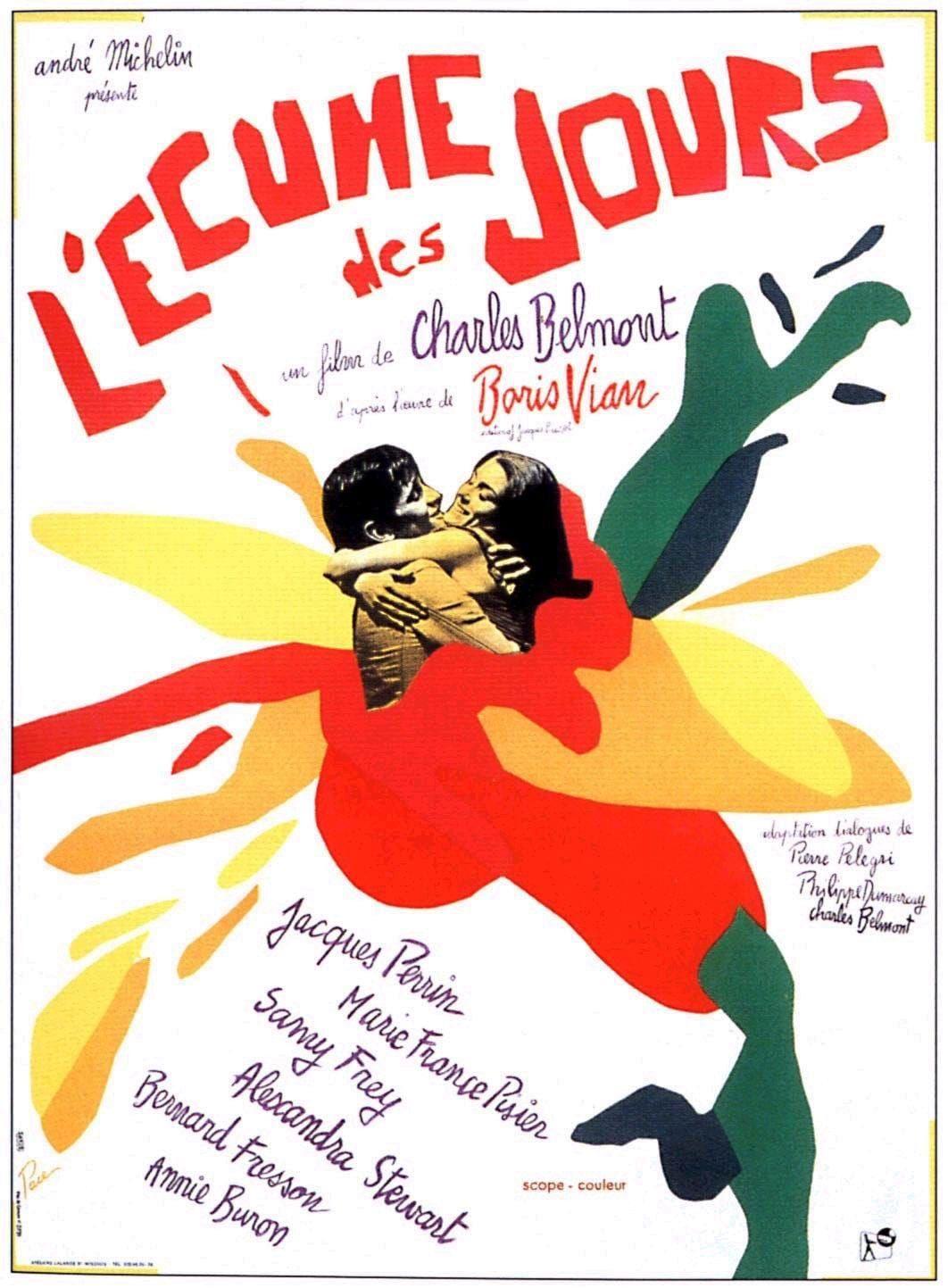L 39 cume des jours film 1968 senscritique - L ecume des jour film ...