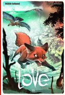 Couverture Le Renard - Love, tome 2