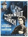 Affiche Train de nuit pour Munich