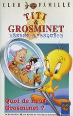 Affiche Titi et Grosminet mènent l'enquête