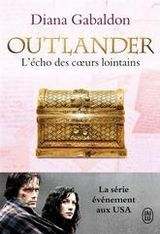 Couverture L'écho des cœurs lointains - Outlander, tome 7