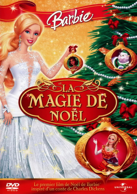 Barbie et la magie de no l long m trage d 39 animation 2008 - Barbie et la magie de noel ...