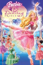 Affiche Barbie au bal des 12 princesses