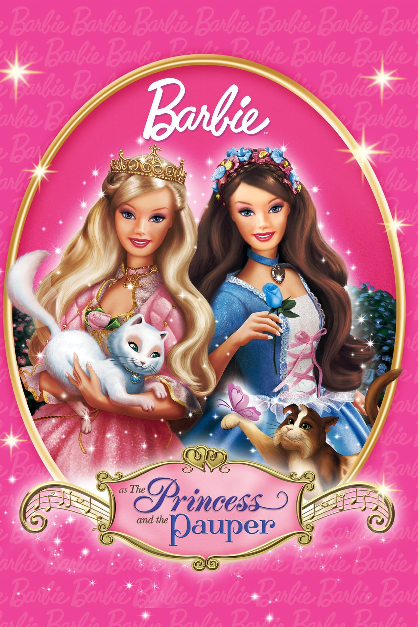Barbie Cœur De Princesse Long Métrage D Animation 2004
