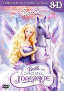 Affiche Barbie et le Cheval magique