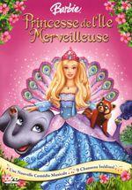 Affiche Barbie, princesse de l'île merveilleuse