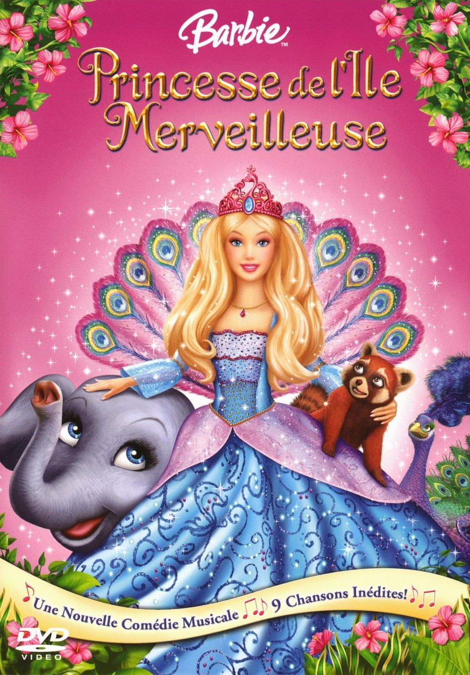 Barbie princesse de l 39 le merveilleuse long m trage d - Barbie et l ile merveilleuse ...
